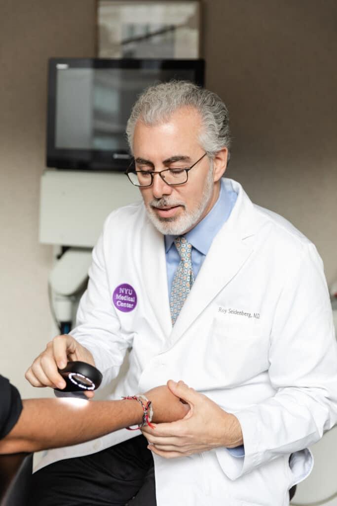 dermatologist in NYC, NY