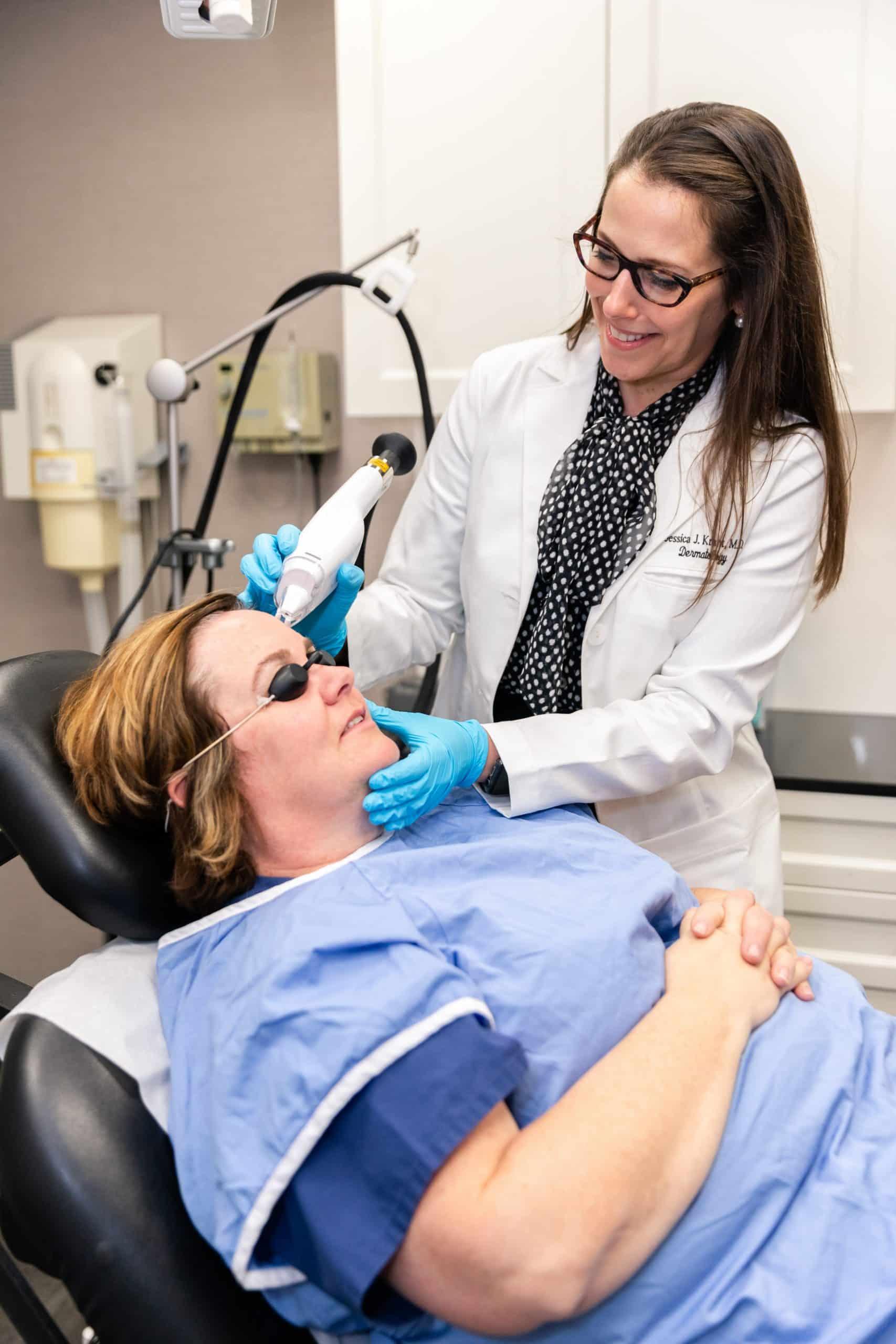 birthmark removal treatment in new york