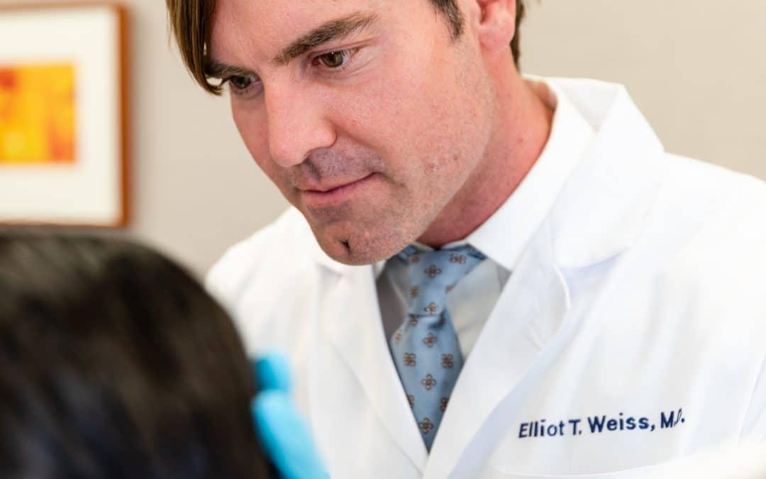 elliot t weiss new york laser dermatologist