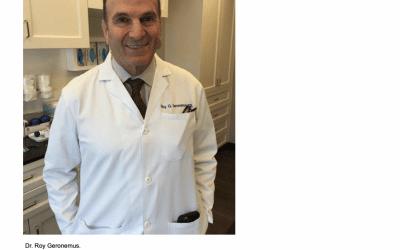 Roy G. Geronemus, M.D., discusses Eye Rejuvenation in New York Social Diary