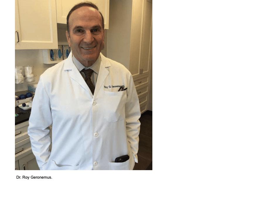 LaserNy Dermatology Eye Rejuvenation Article