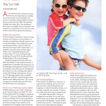 'Here Comes the Sun' – Dan Belkin, M.D., featured in Westchester Family Magazine