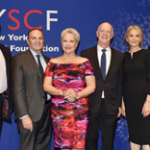 Roy Geronemus, M.D., receives The New York Stem Cell Foundation Leadership Award.
