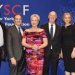 Roy Geronemus, M.D., receives The New York Stem Cell Foundation Leadership Award.