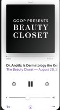 Robert Anolik, M.D., Featured in a GOOP Podcast…Listen Now to Find Out What he is Discussing!