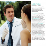 Dr. Elliot Weiss featured in Hamptons Magazine