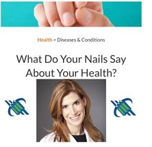 A Day in the Life of a Nail Expert: Dr. Dana Stern featured in Nail Magazine