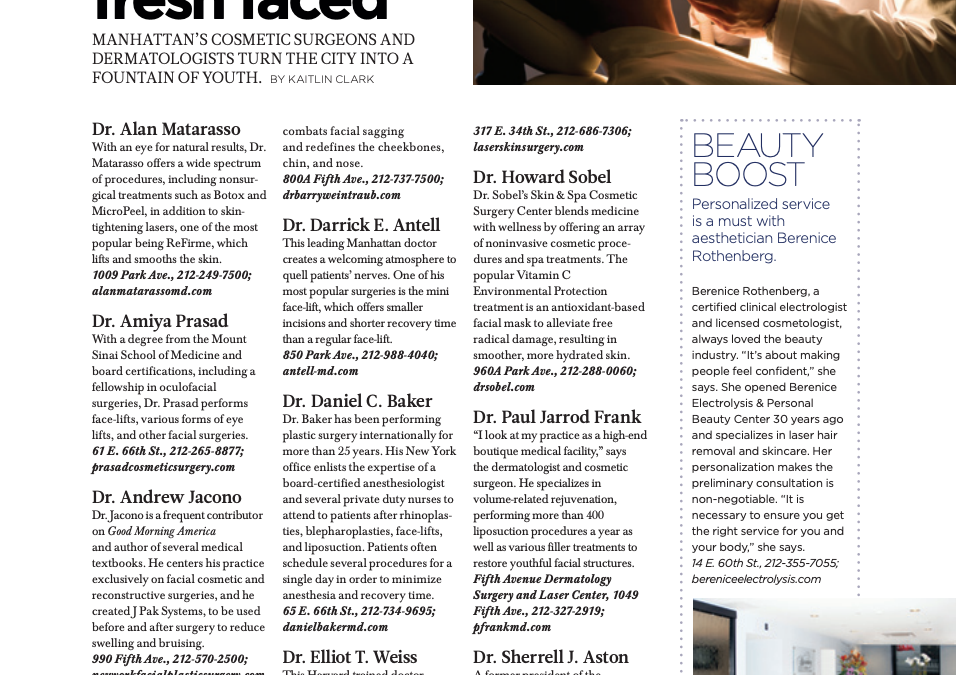 new york dermatologist article