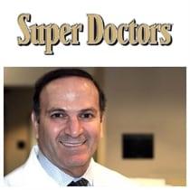 dr roy geronemus receives a dermatology award in new york