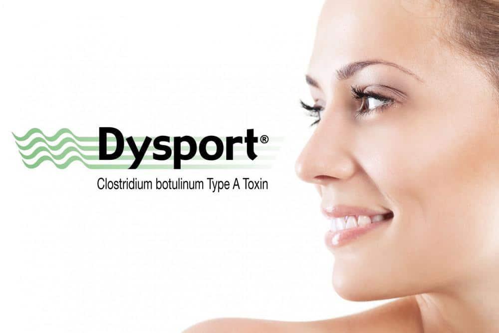 dysport wrinkle treatment new york