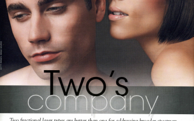 Two's Company – Dr. Geronemus discusses the new Fraxel Dual laser
