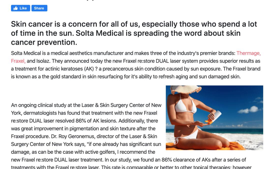 fraxel laser skin cancer treatment in new york
