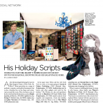 Dr. Elliot Weiss featured in Hamptons-Magazine