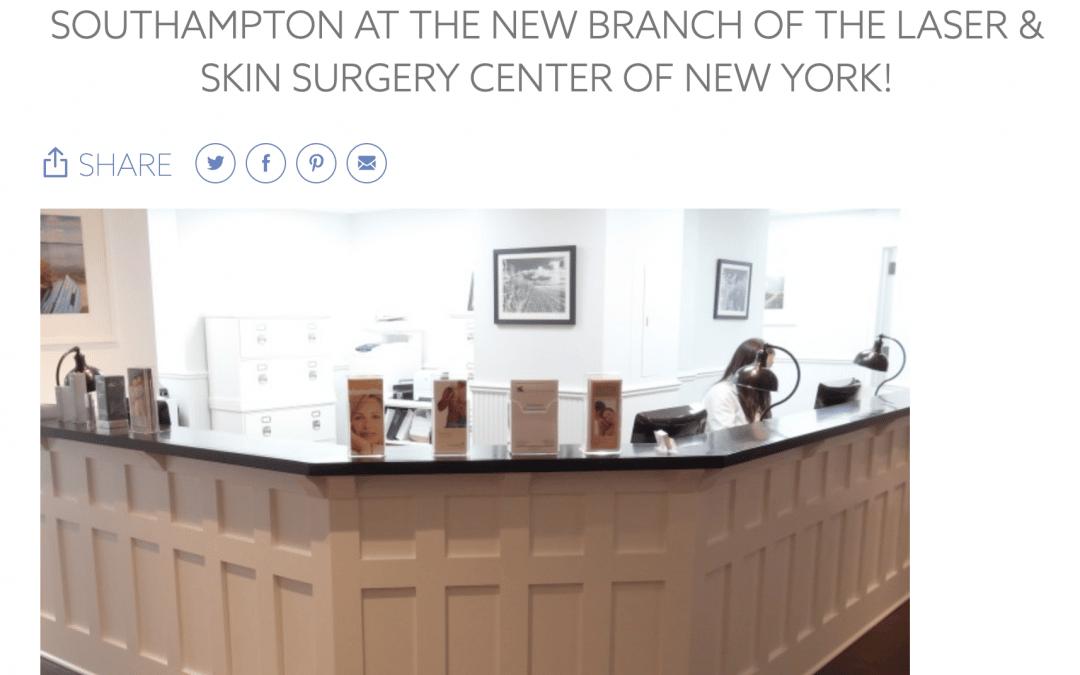 laser dermatology article in new york