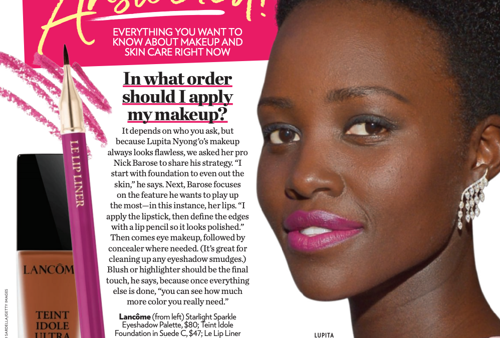 laser skin dermatology article in peoples magazine new york