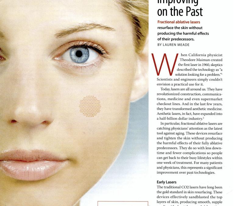 laser skin resurfacing new york article