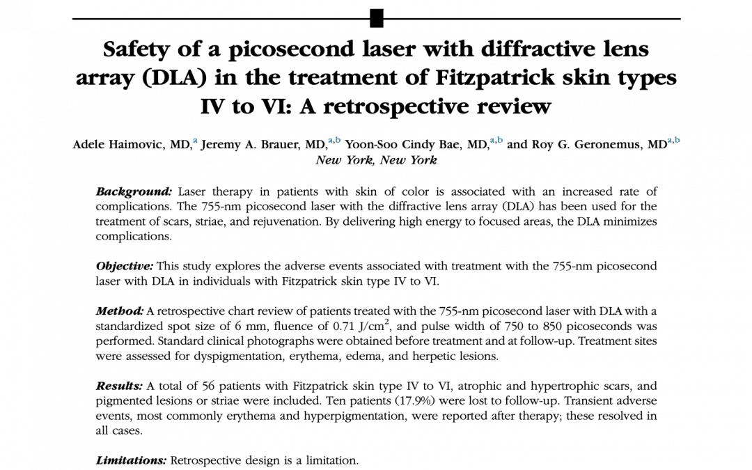 laser skin treatments in new york
