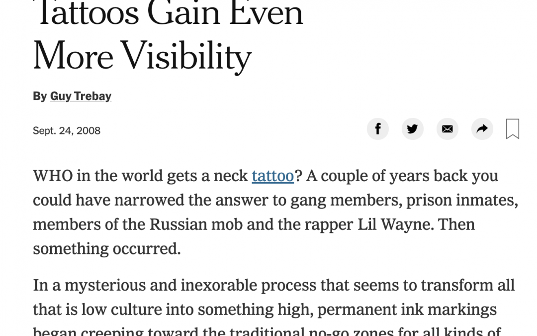 laser tattoo removal article on new york times