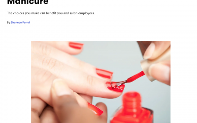 Dana Stern, M.D., featured in SELF Magazine – What You Need to Know Before Getting a Manicure