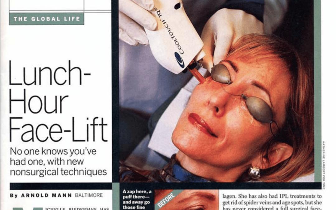 laser facelift treatment new york