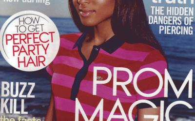 Teen Vogue magazine features Dr. Roy Geronemus