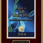 Dr. Geronemus Recognized in America's Top Physicians 2014