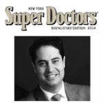 Dr. Anolik selected by New York Times Magazine as a 2014 Super Doctors Rising Star