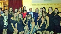 Dr. Geronemus and many Staff Members attend the Vascular Birthmark Foundation Gala