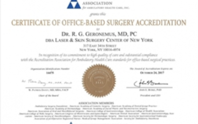 LSSCNY achieves AAAHC accreditation for the 18th time!