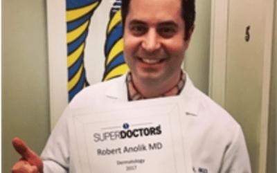 Robert T. Anolik, M.D., named among the New York Super Doctors for 2017