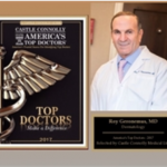 Roy G. Geronemus, M.D., for the 15th consecutive year, named to Castle Connolly's Americas Top Doctors