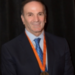 Dr. Roy Geronemus receives Hall of Fame Award from Alumni Association