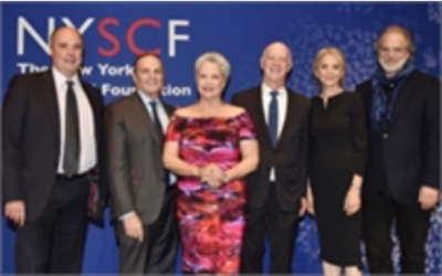 Dr. Roy Geronemus, M.D., Received the New York Stem Cell Foundation Leadership Award
