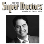 Dr. Anolik selected to New York Times Super Doctors – Rising Stars edition