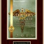 Roy G. Geronemus, M.D., selected to America's Top Cancer Doctors by peers.