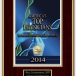 """Dr. Geronemus Recognized in America's Top Physicians 2014 with the """"Top Physicians Making a Difference"""" award."""