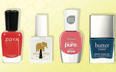 Nail Polish that's Good for Your Nails, Dana Stern M.D., featured in Bustle