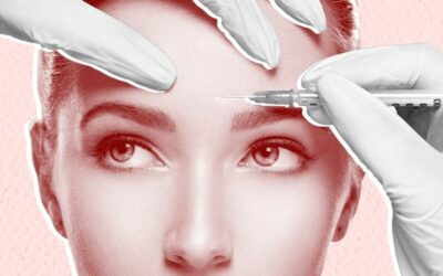 The Pandemic's Secret Botox Panic, featuring Dr. Anolik at Town & Country