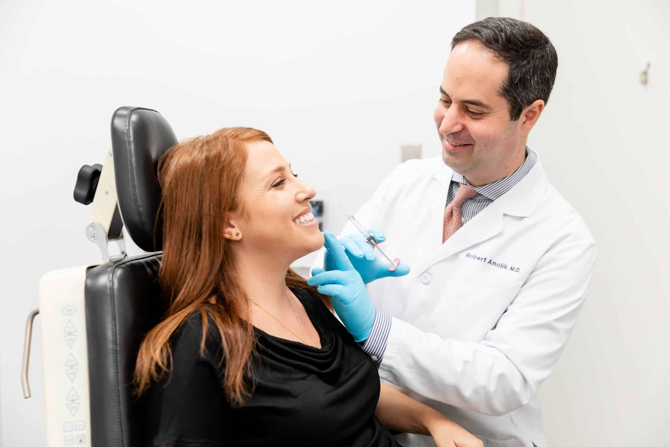 dermal filler injection in new york