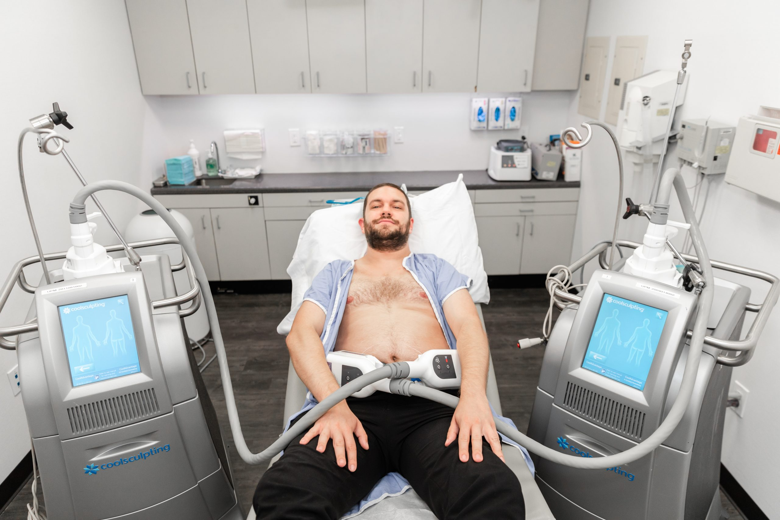 The board-certified physicians, plastic surgeons, and clinical team at the Laser & Skin Surgery Center of New York are focused on working through clinical trials and the development of advanced technologies to provide you with the best noninvasive and surgical body contouring treatments available.