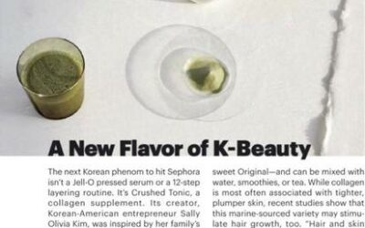 """""""A NEW FLAVOR OF K-BEAUTY,"""" featuring Dr. Bae on Crushed Tonic"""