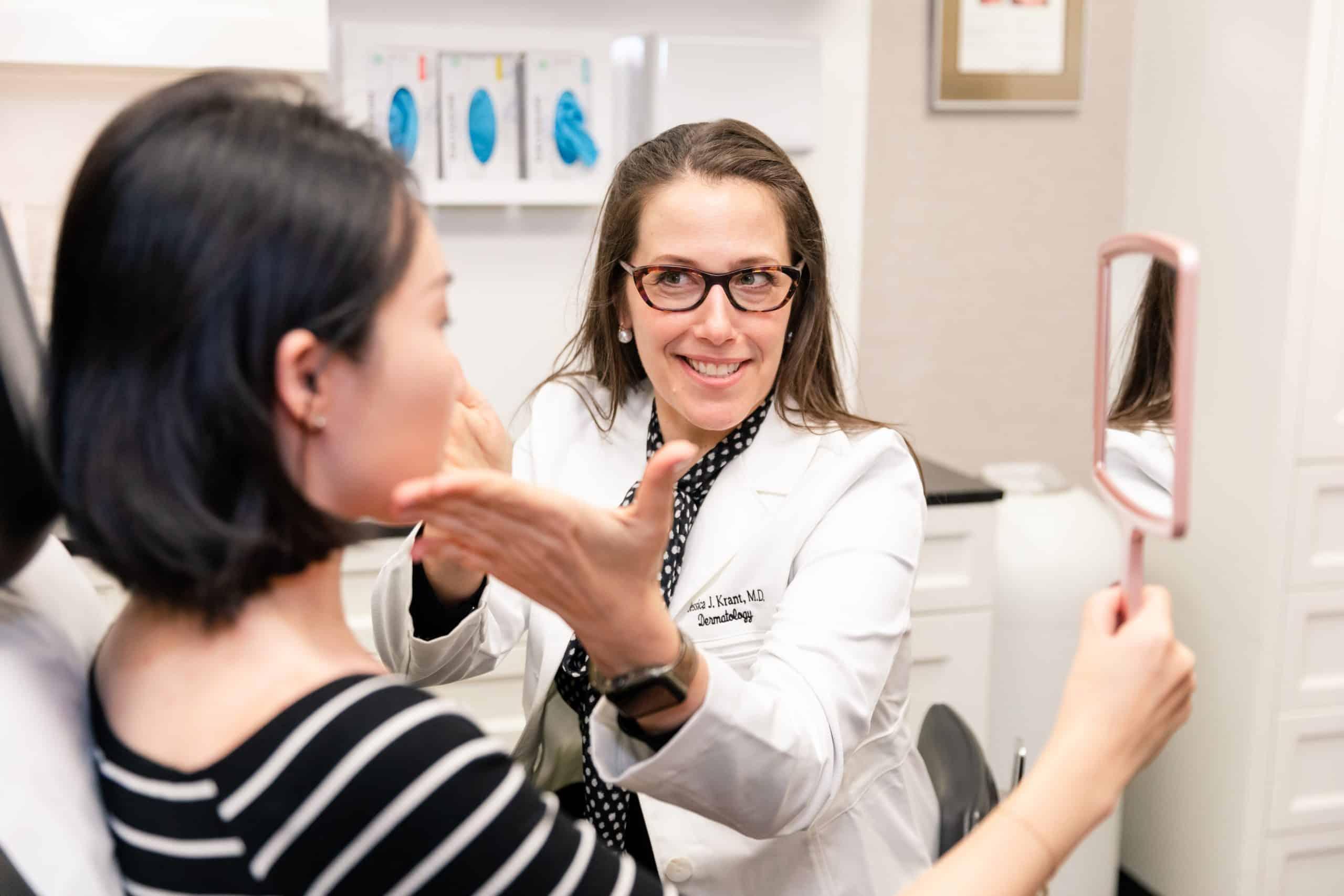 ethnic skin dermatology treatments