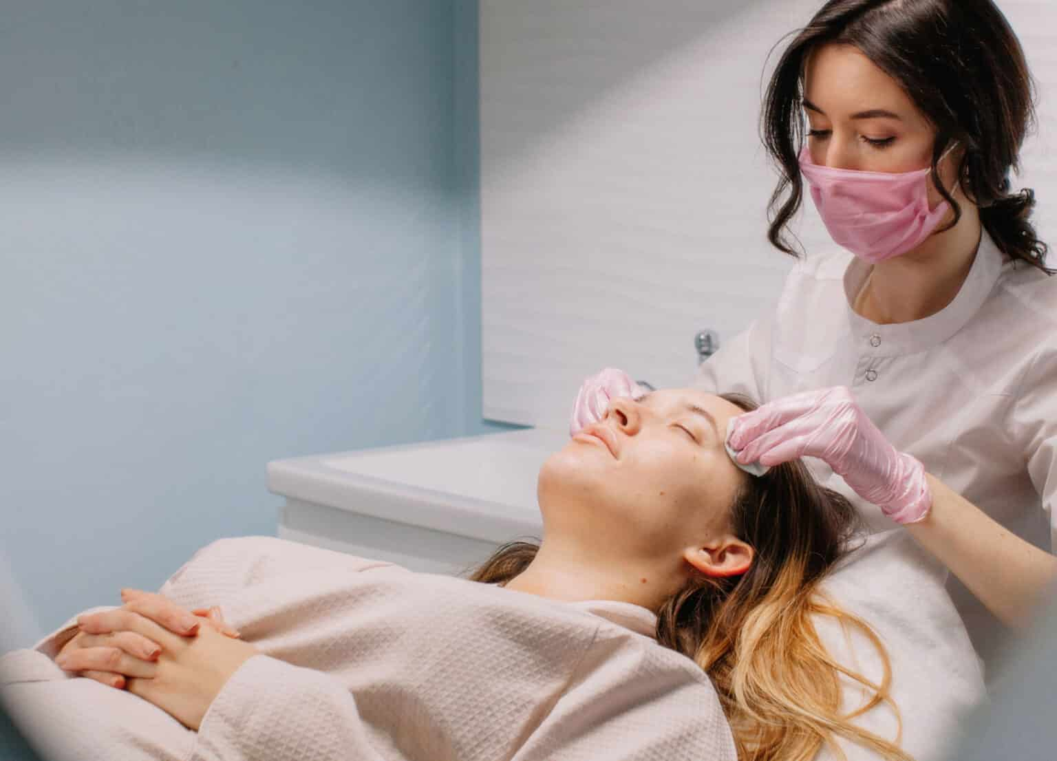 anti-aging treatments for beauty above the mask in NYC, NY