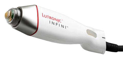 INFINI Genius microneedling device for body contouring in NY, NY