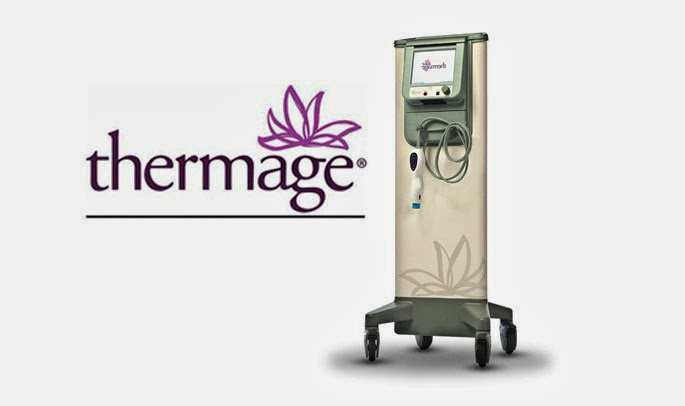 Thermage device used for cellulite treatment in New York