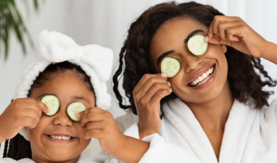 Does Putting Cucumbers On Your Eyes Actually Do Anything?
